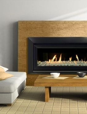 Gas Log Fireplaces
