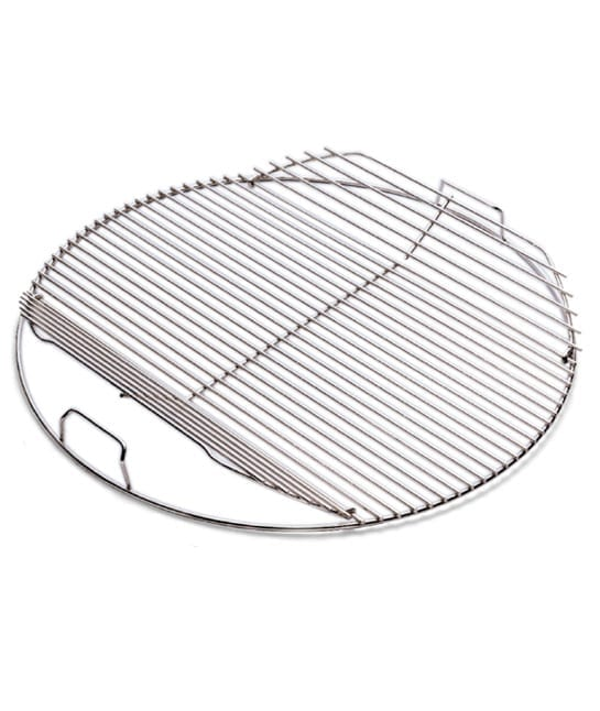 weber kettle 57c, hinged cooking grill
