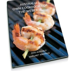 weber q cookbook