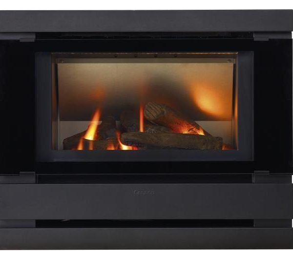 Cannon fitzroy gas log fireplace zero clearance for Outdoor furniture launceston
