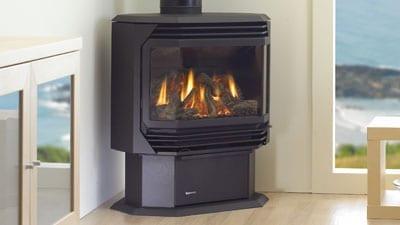 regency fg gas log fireplace