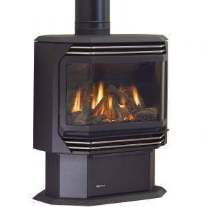 regency fg38 gas log fireplace