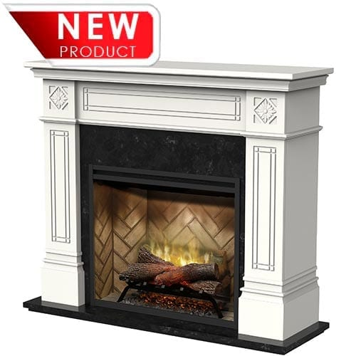 Dimplex Osbourne 2kw Revillusion Electric Fireplace With Mantle