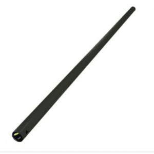 900mm down rod Matt black for martec lifestyle ceiling fan